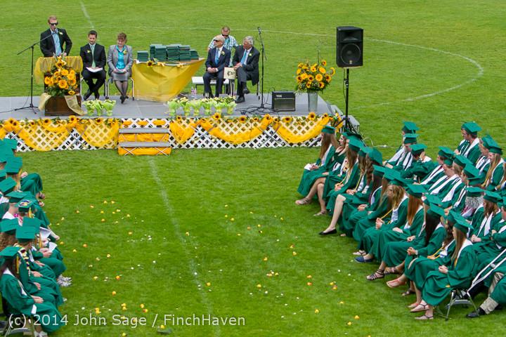 3269 Vashon Island High School Graduation 2014 061414
