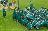 3283 Vashon Island High School Graduation 2014 061414