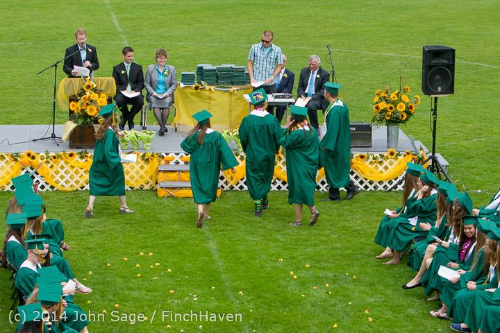 3287 Vashon Island High School Graduation 2014 061414