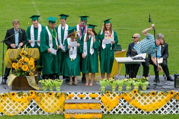 3293 Vashon Island High School Graduation 2014 061414