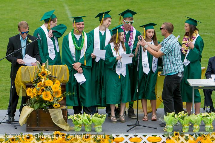 3296 Vashon Island High School Graduation 2014 061414