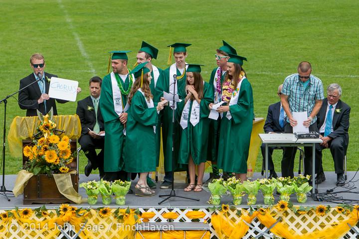3300 Vashon Island High School Graduation 2014 061414