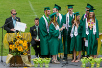3301 Vashon Island High School Graduation 2014 061414