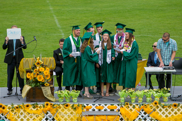3309 Vashon Island High School Graduation 2014 061414