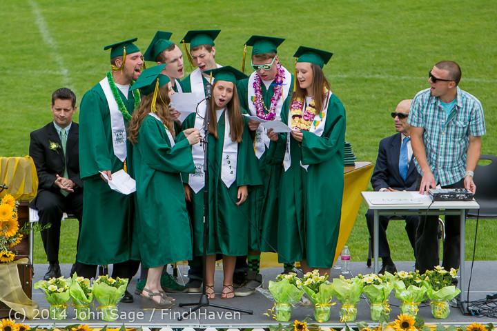 3310 Vashon Island High School Graduation 2014 061414
