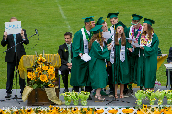 3312 Vashon Island High School Graduation 2014 061414