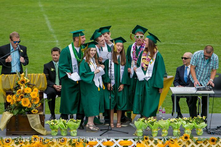 3317 Vashon Island High School Graduation 2014 061414