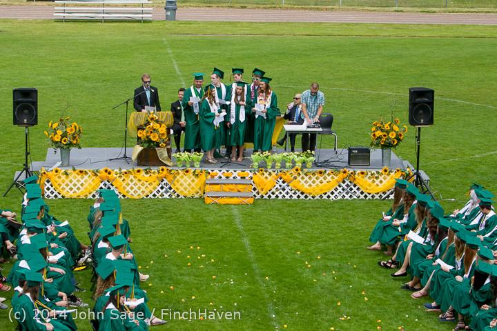3322 Vashon Island High School Graduation 2014 061414