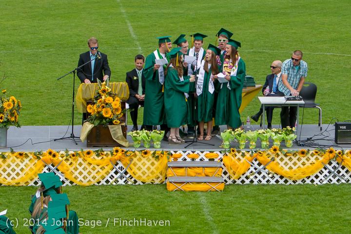 3331 Vashon Island High School Graduation 2014 061414