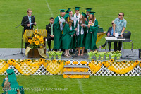 3339 Vashon Island High School Graduation 2014 061414