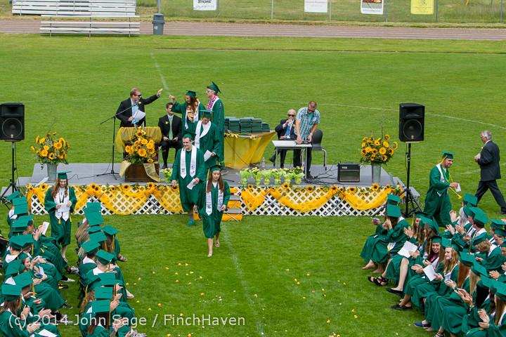 3349 Vashon Island High School Graduation 2014 061414