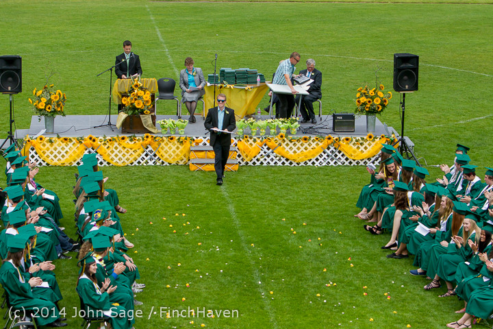 3361 Vashon Island High School Graduation 2014 061414