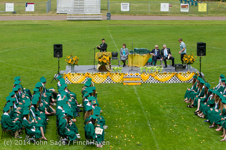 3367 Vashon Island High School Graduation 2014 061414
