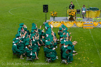 3387 Vashon Island High School Graduation 2014 061414