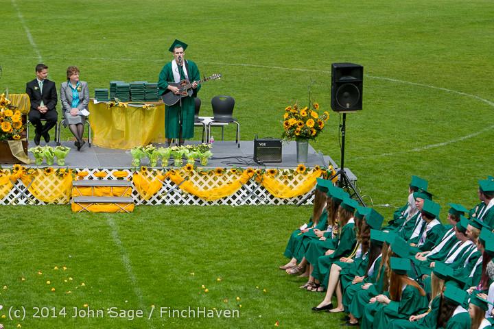 3418 Vashon Island High School Graduation 2014 061414