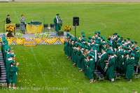 3442 Vashon Island High School Graduation 2014 061414