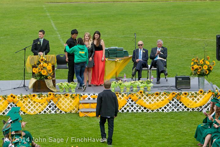 3472 Vashon Island High School Graduation 2014 061414