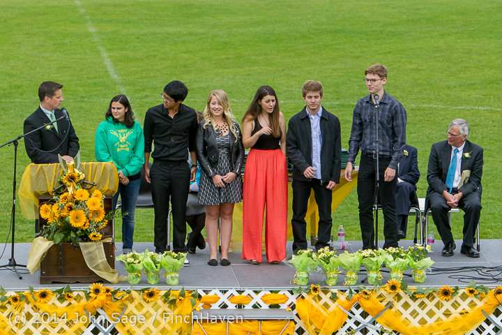 3481 Vashon Island High School Graduation 2014 061414