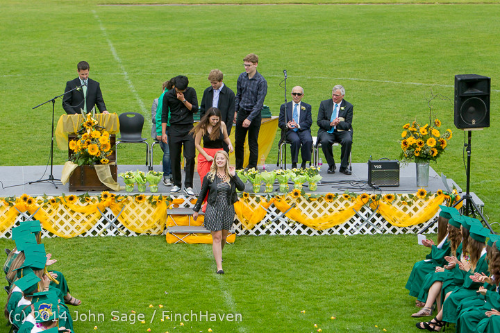 3491 Vashon Island High School Graduation 2014 061414
