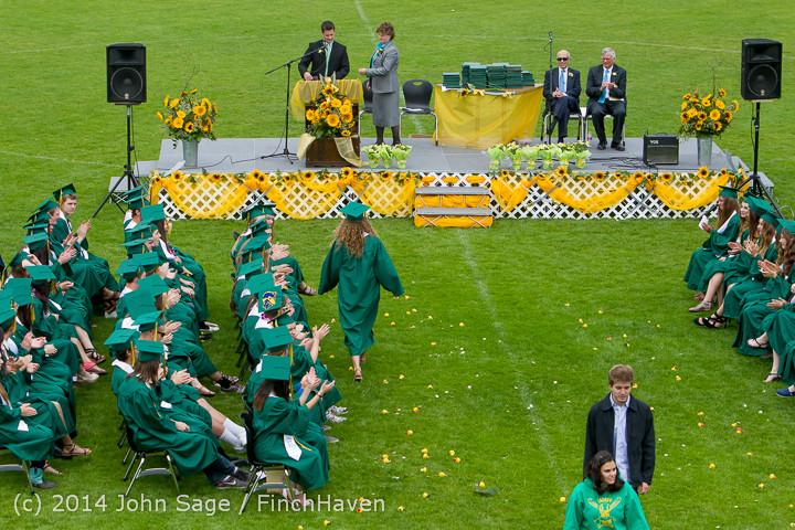 3497 Vashon Island High School Graduation 2014 061414