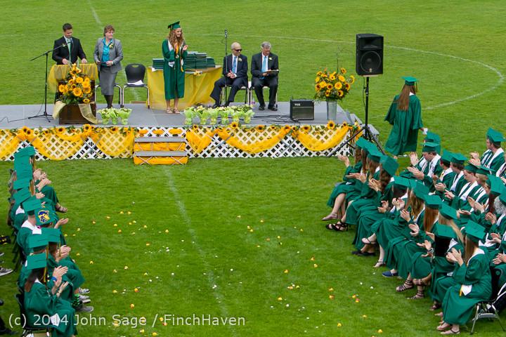 3512 Vashon Island High School Graduation 2014 061414