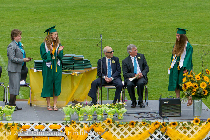 3514 Vashon Island High School Graduation 2014 061414