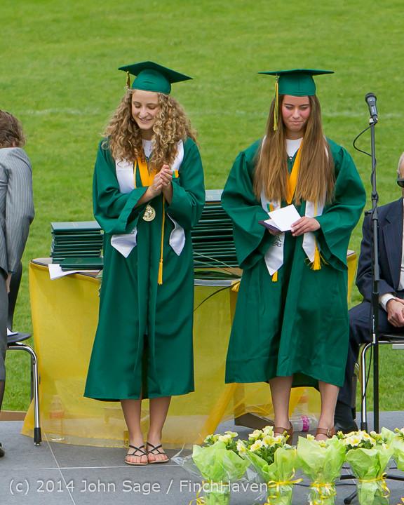 3522 Vashon Island High School Graduation 2014 061414