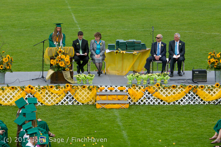 3532 Vashon Island High School Graduation 2014 061414