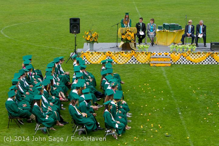3533 Vashon Island High School Graduation 2014 061414