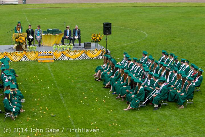 3534 Vashon Island High School Graduation 2014 061414