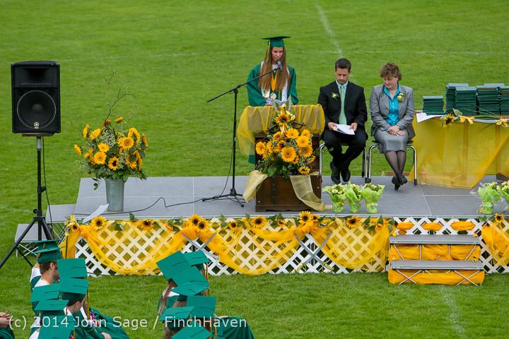 3538 Vashon Island High School Graduation 2014 061414