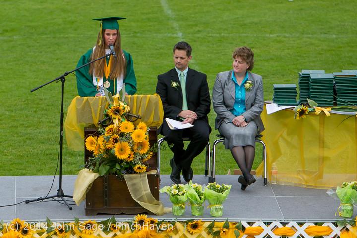 3542 Vashon Island High School Graduation 2014 061414