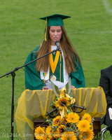 3547-a Vashon Island High School Graduation 2014 061414