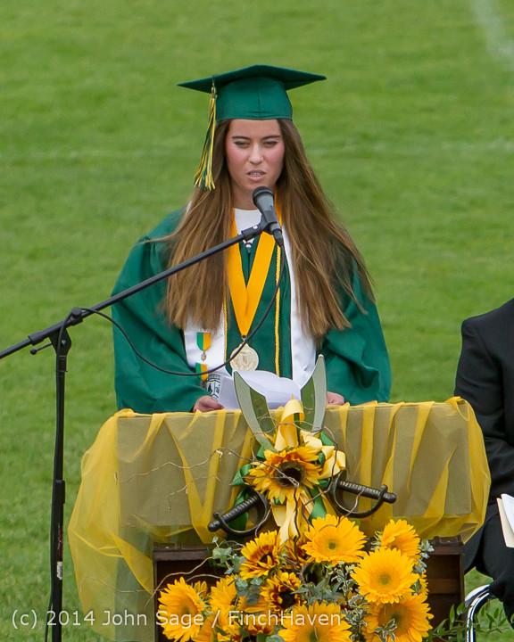 3547-a Vashon Island High School Graduation 2014 061414
