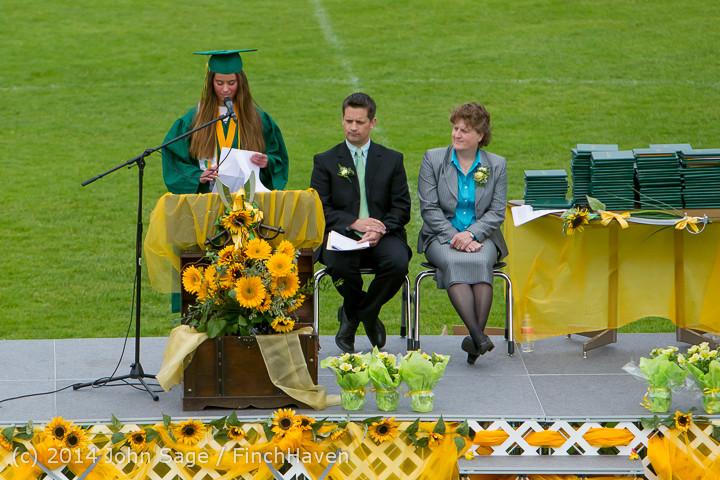 3552 Vashon Island High School Graduation 2014 061414