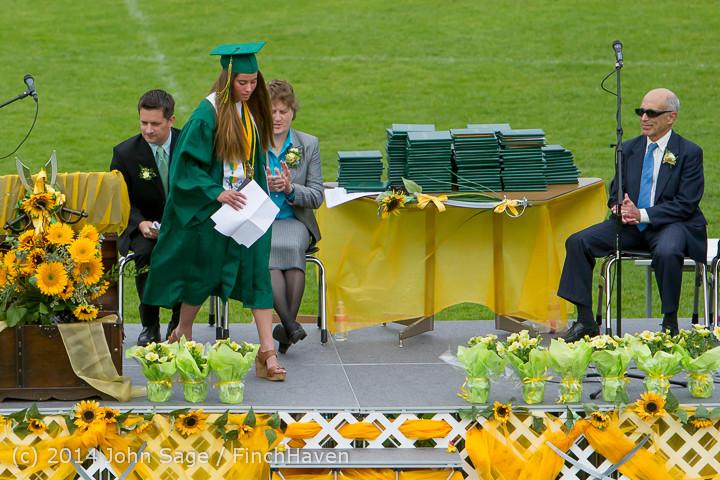 3555 Vashon Island High School Graduation 2014 061414