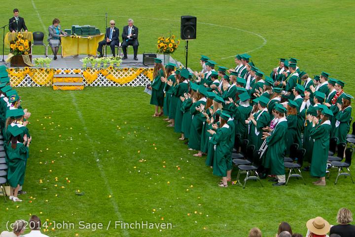 3565 Vashon Island High School Graduation 2014 061414