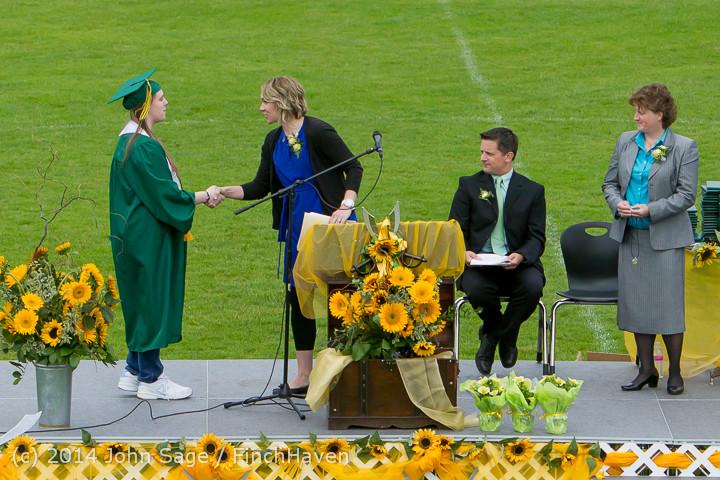 3586 Vashon Island High School Graduation 2014 061414