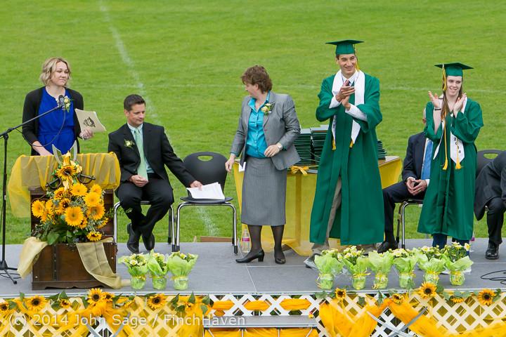 3600 Vashon Island High School Graduation 2014 061414