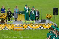 3604 Vashon Island High School Graduation 2014 061414