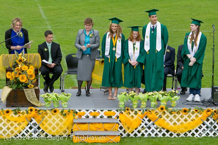 3620 Vashon Island High School Graduation 2014 061414