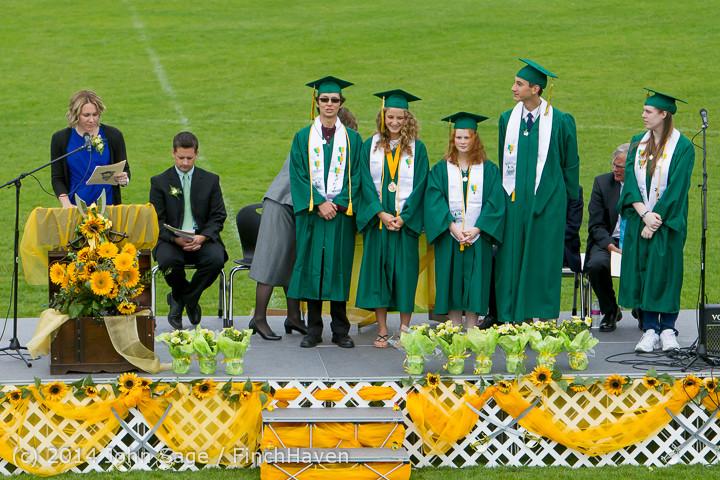 3627 Vashon Island High School Graduation 2014 061414