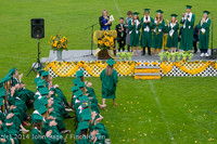 3639 Vashon Island High School Graduation 2014 061414