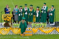 3642 Vashon Island High School Graduation 2014 061414
