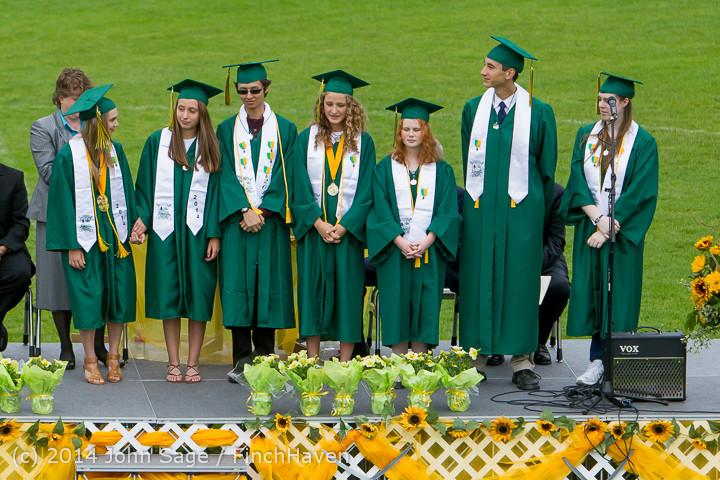 3650 Vashon Island High School Graduation 2014 061414