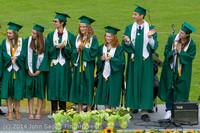 3664-b Vashon Island High School Graduation 2014 061414