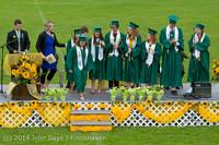 3667 Vashon Island High School Graduation 2014 061414