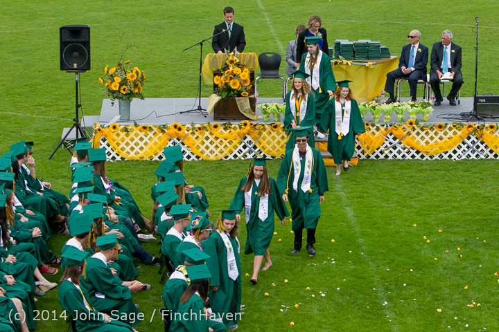 3675 Vashon Island High School Graduation 2014 061414