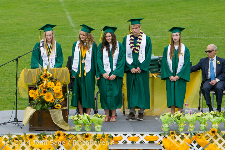 3680 Vashon Island High School Graduation 2014 061414