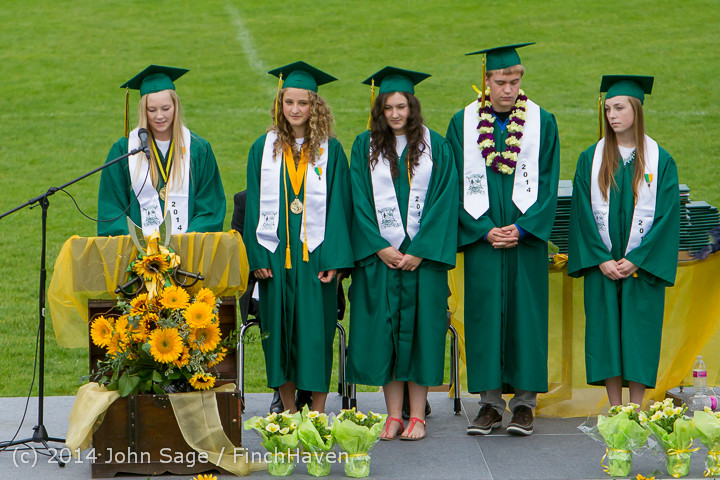 3685 Vashon Island High School Graduation 2014 061414